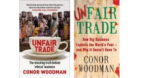 Conor Woodman UnFair Trade book cover image