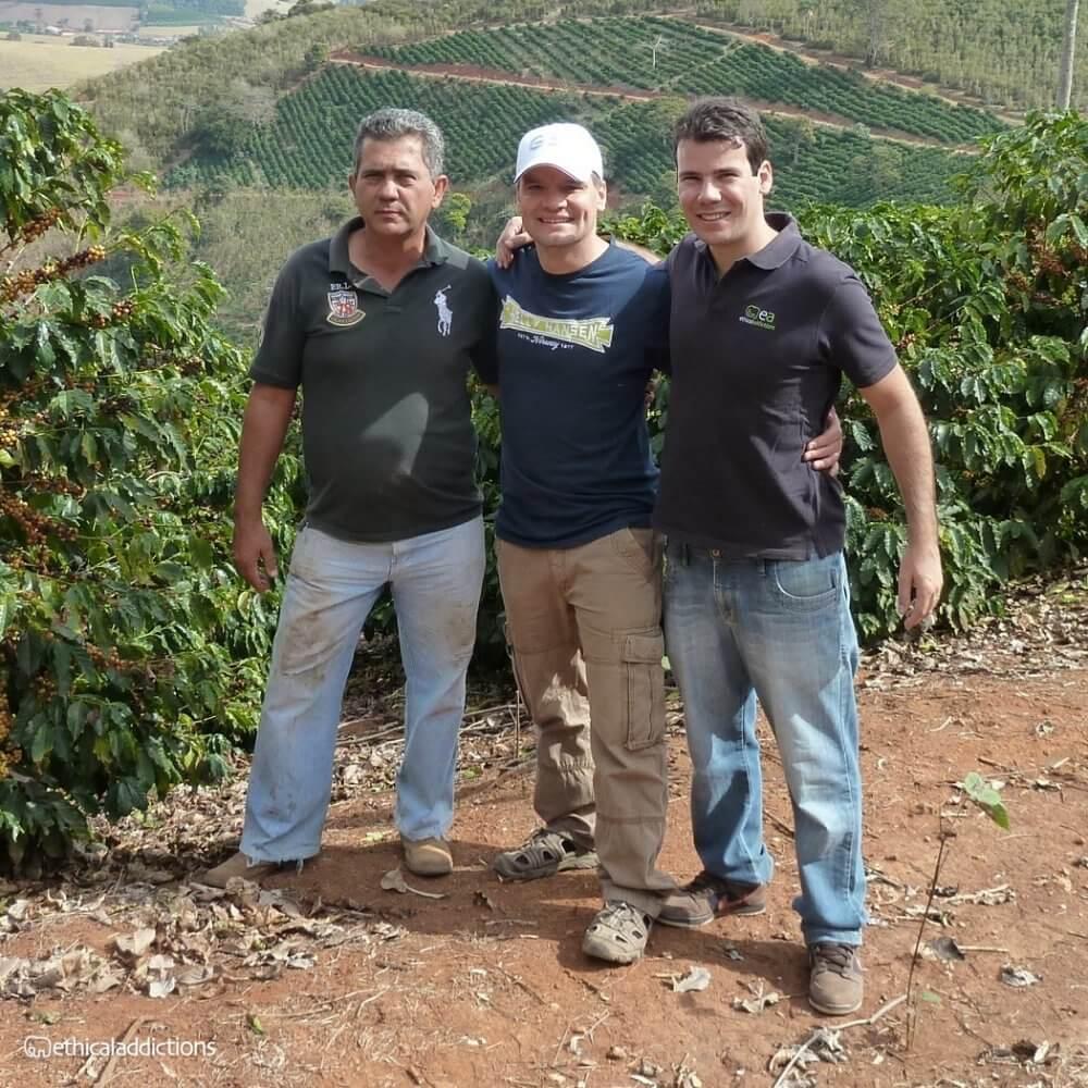 Brazilian Coffee ~ Gerezim Fazenda Isaltino Ian Athos