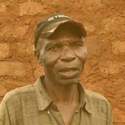 Kilimanjaro Coffee farmer Gregory Josef