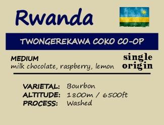 Rwandan Coffee Tasting Notes