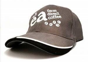 ea cap grey two-tone